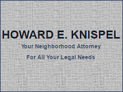Law Offices of Howard E. Knispel