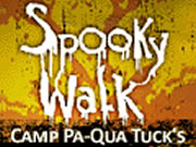 Spooky Walk at Camp Paquatuck