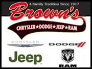 Brown's Jeep Chrysler Dodge Ram