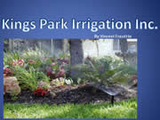 Kings Park Irrigation