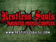 Restless Souls Haunted House Complex