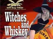 Witches and Whiskey Halloween Party