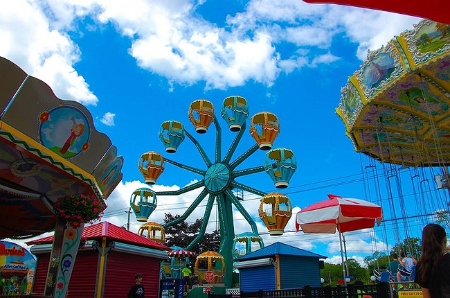 Adventureland In Long Island Farmingdale Ny