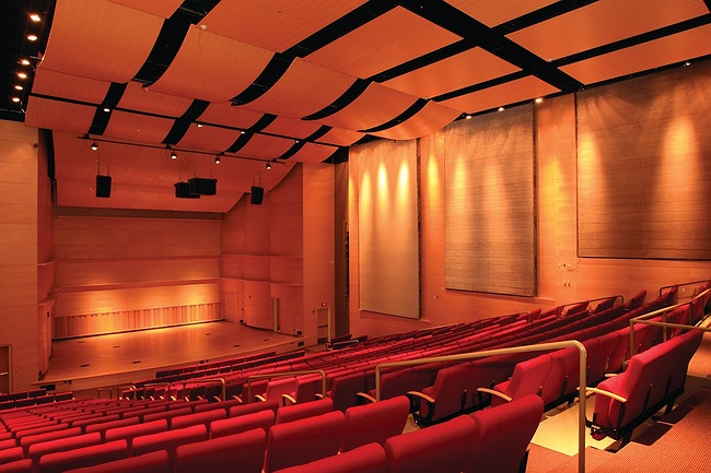 Used Cars Long Island >> Adelphi University Performing Arts Center in Long Island ...