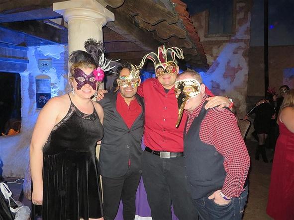 Masquerade Ball In Long Island Riverhead Ny