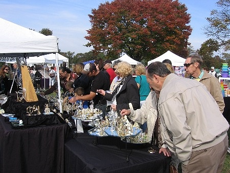 Nassau county craft show at christopher morley park for Craft fairs long island