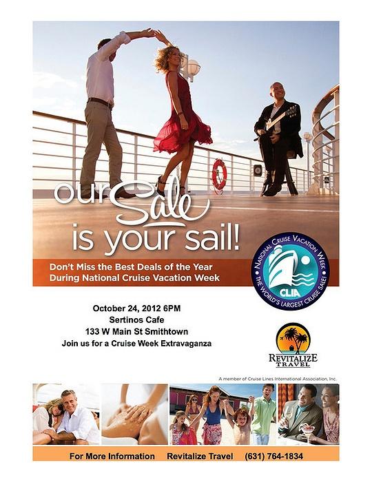 National Cruise Vacation Week Extravaganza