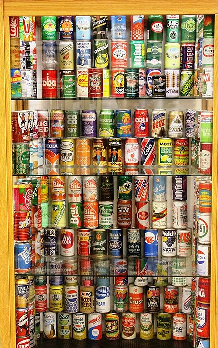 Limos For Sale >> Richard's Vintage Soda Can Collection