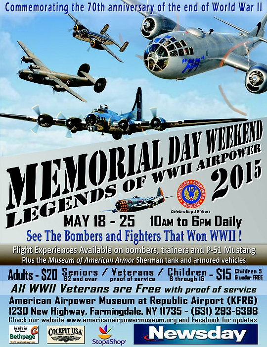 Things To Do This Memorial Day Weekend In Long Island
