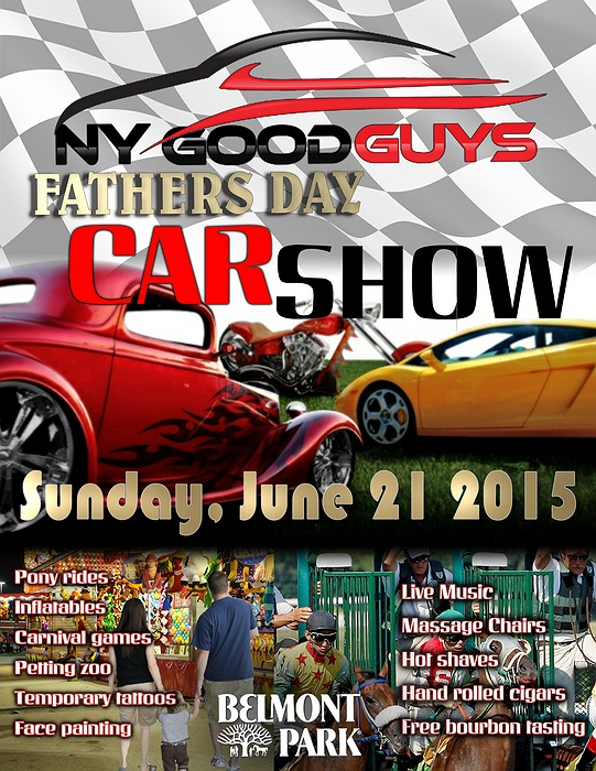 Ny good guys father 39 s day car show extravaganza for Is tomorrow a good day to go fishing