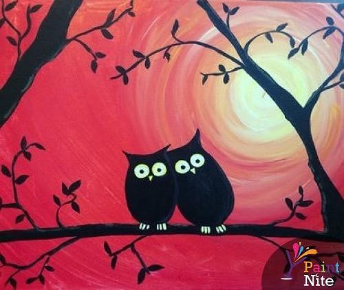 Family Love Acrylic Painting Ideas