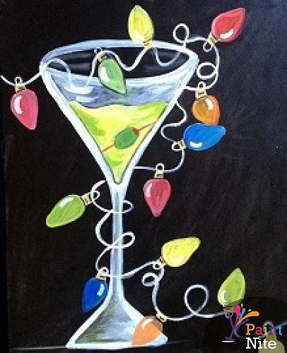 Paint Nite At Home Ideas Easy