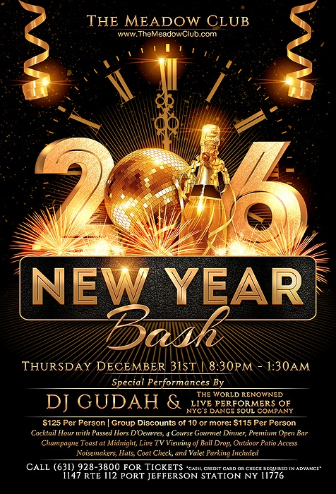 Restaurants For New Years Eve Long Island