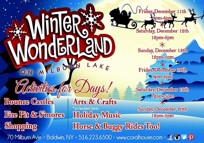 Christmas Events On Long Island This Weekend