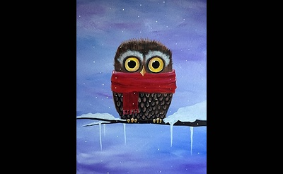 Paint Nite: sHOOT It's Cold