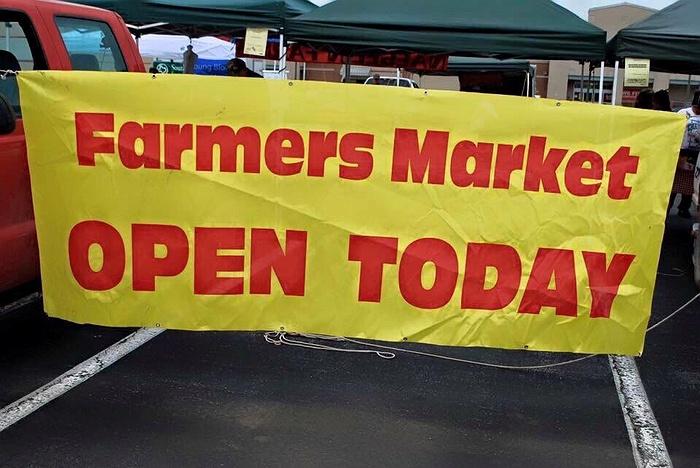 Sayville farmers market small business market for Farmers almanac fishing report