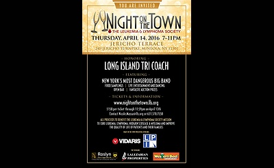 The Leukemia & Lymphoma Society's Night on the Town
