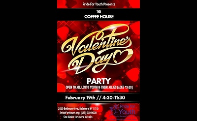 Pride For Youth Valentine's Day Party
