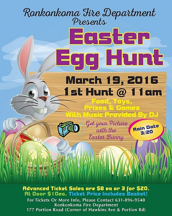 Easter Things To Do On Long Island