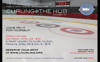 Long Island Curling Club - Learn To Curl