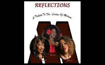 Reflections - A Tribute To The Ladies Of Motown @ The Patio