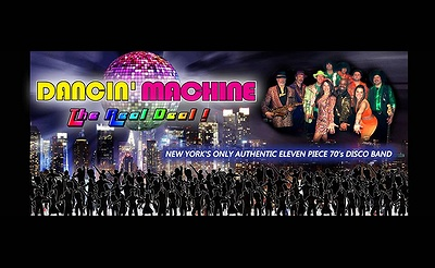 Dancin' Machine - The Ultimate Disco Party!!