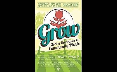 GROW: Spring Fundraiser & Community Picnic