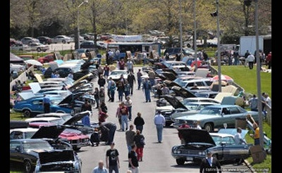 40th Annual Spring Dust-Off Car Show and Swap Meet