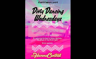 Dirty Dancing Wednesdays