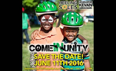 ComeInUnity Family Fun Day 2016