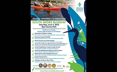 South Shore Blueway Grand Opening