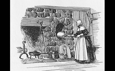 The Not-So-Good Life of the Colonial Goodwife
