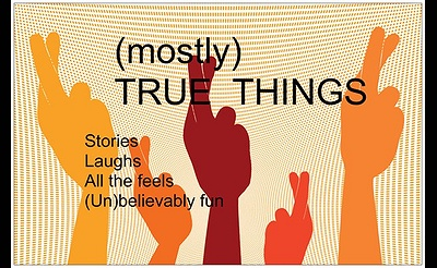 (Mostly) True Things Returns to The Dolphin Bookshop
