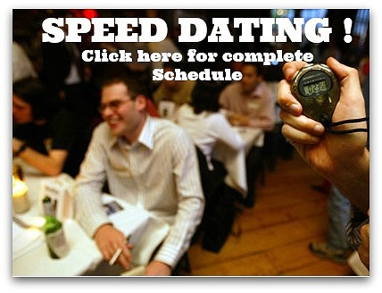 speed dating for all ages • what exactly is a speed dating event • what is the age groups for events • do you check id (proof) for ages before a speed dating event.