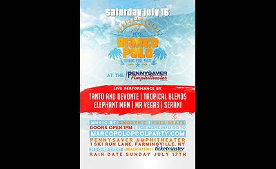 Marco Polo Touring Pool Party