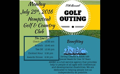 11th Annual ANIBIC Golf Outing