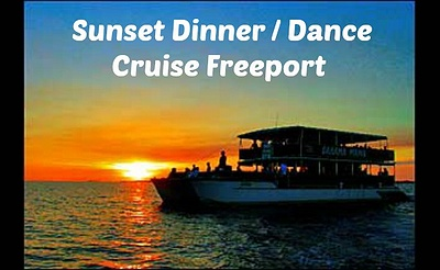Sunset Boat Cruise Dinner/Dance - All Ages