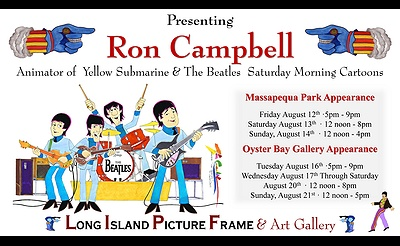 Meet Ron Campbell Animator of The Beatles Yellow Submarine & Director of the Beatles Saturday Morning Cartoons