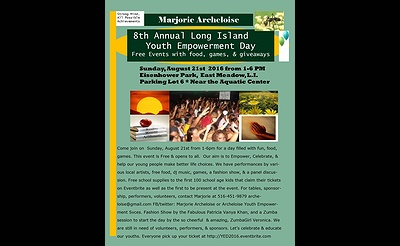 Long Island Youth Empowerment Day