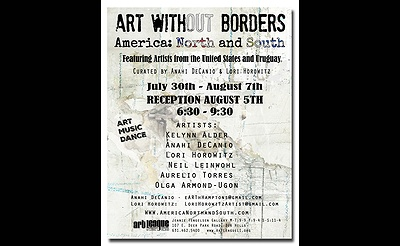 Art Without Borders- America: North and South