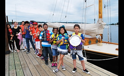 Sail the Sound for Deafness Regatta & Party