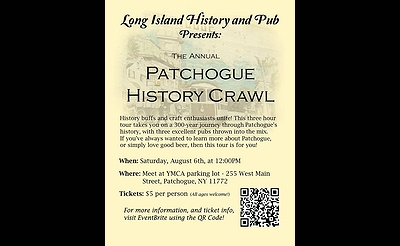 Patchogue History Crawl
