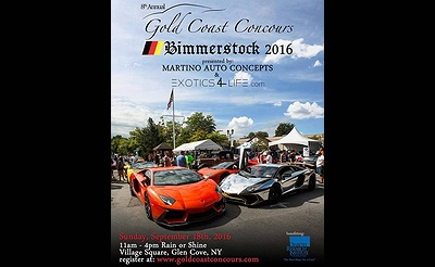 Gold Coast Concours / Bimmerstock Exotic Car Show