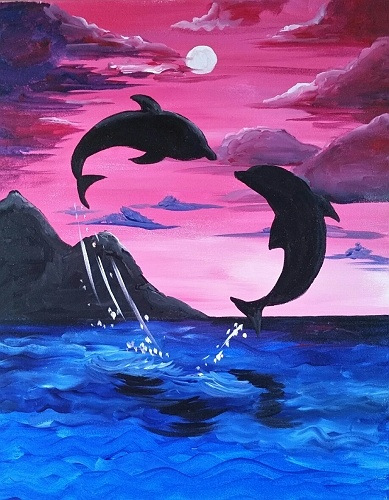Limos For Sale >> Paint Nite: Soulmate Of The Sea