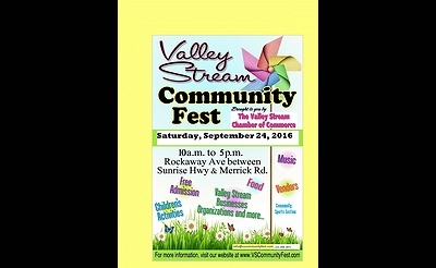 Annual Valley Stream Community Fest