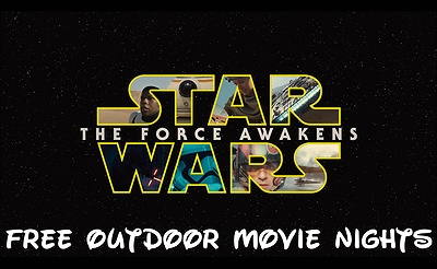 South Bay Bible Church's Biggest Summer Movie Night: Star Wars VII: The Force Awakens