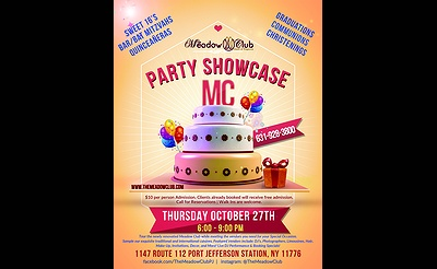 Party Showcase at The Meadow Club