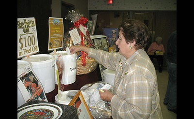 20th Annual Chinese Auction