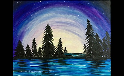 Paint The Town: Night Forest