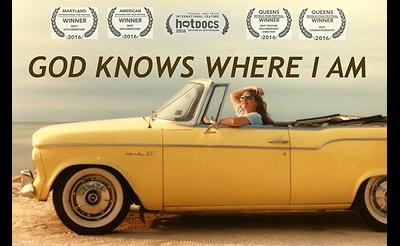 Film:  GOD KNOWS WHERE I AM w/Directors, Long Island Homegrown Boys, Todd and Jedd Wider